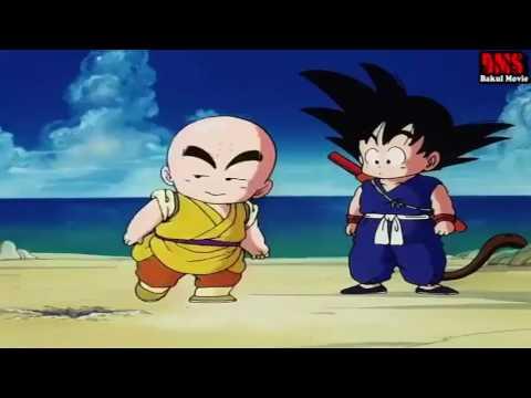 Pertemuan Pertama Krilin dengan Goku dan Muten Roshi / meet for the first time, Dragon Ball