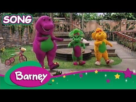 Barney - Colors Make Me Happy (SONG)