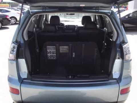 2007 mitsubishi outlander awd 4dr xls youtube. Black Bedroom Furniture Sets. Home Design Ideas