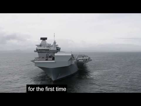 Royal Navy 60-second news update