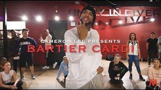 Cardi B - Bartier Cardi - Choreography by Cameron Lee