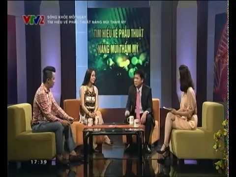 Truyền hình thực tế SUA MUI S LINE trên VTV Bac si Tu Dung