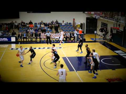 Corban Men's Basketball vs. #16 Warner Pacific College ...