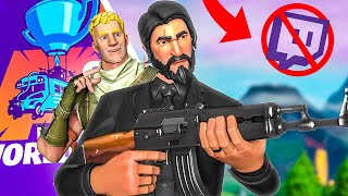 WHY PEOPLE SHOULDN'T STREAM THE WORLD CUP! (Fortnite Battle Royale)