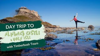 An EPIC day trip to Holy Island & Alnwick Castle with Timberbush Tours