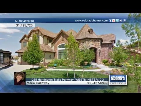 1255 Huntington Trails Parkway  WESTMINSTER, CO Homes For Sale | Coloradohomes.com