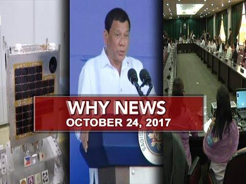 UNTV: Why News (October 24, 2017)