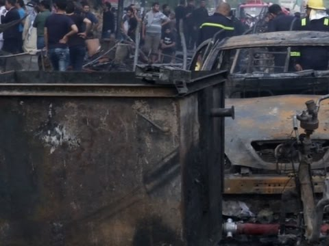 At Least 78 Dead After Baghdad Car Bomb Blast
