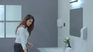 Multifold Paper Towel Dispenser video