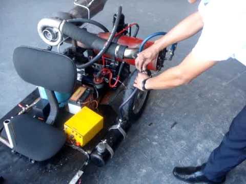 Turbojet Ed Go Kart