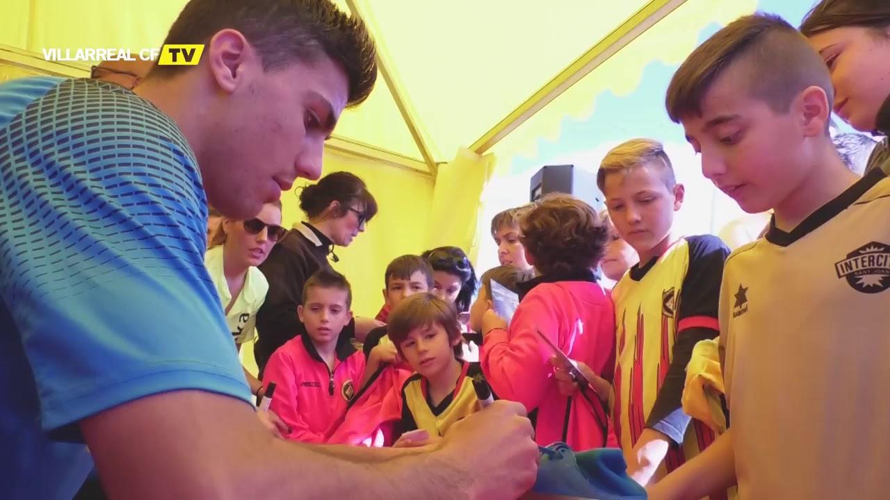 Mario, Rodrigo y Senna | Protagonistas en la Yellow Cup Easter | 2018