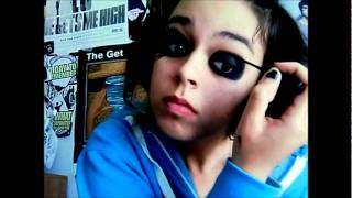 How To Do Andy Biersack Makeup (the right wayy)