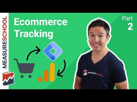 Ecommerce DataLayer Setup For Google Analytics | Part 2