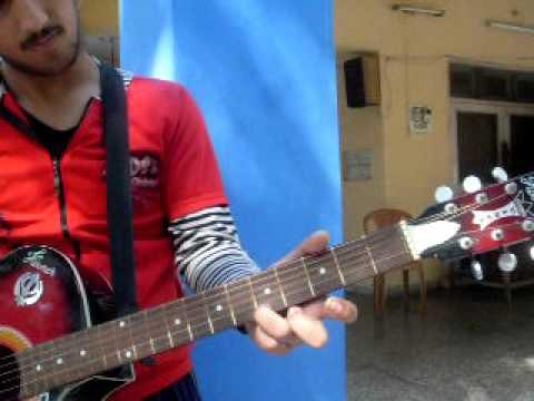 Guitar tabs of Mera Mulk Mera Desh