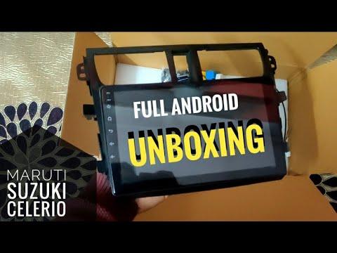 Maruti Suzuki Celerio Full Android Car system | UNBOXING