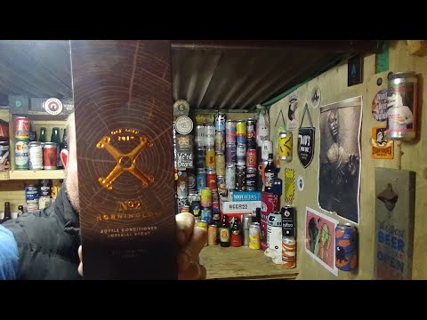 Marston's | No2 Horninglow | Oak Aged Imperial Stout