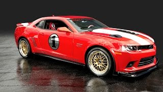 The Big Red Edition 2015 Camaro Z/28 x Ride2Recovery thumbnail