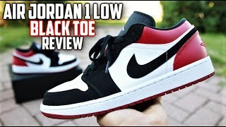 These are HYPED NOW! Air Jordan 1 Low