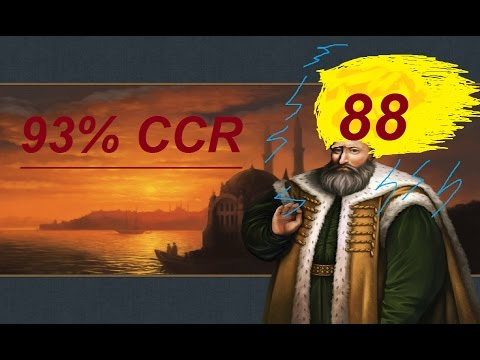 EU4 Tribal Ottomans Worldconquest Late-game highlights part 3 (part 88)