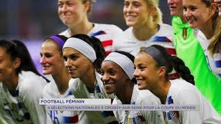 Yvelines | Football féminin :4 sélections nationales à Croissy-sur-Seine pour la Coupe du Monde