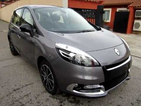 renault scenic 1 6 dci 130 ch bose energy chez votre mandataire youtube. Black Bedroom Furniture Sets. Home Design Ideas