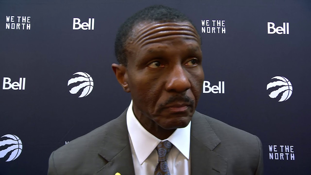 Raptors Post-Game: Dwane Casey - November 25, 2017 - YouTube