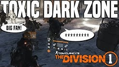 The Division 1 Dark Zone is TOXIC Solo!