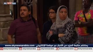 فرنسا.. مسلمون يحضرون قداسا للتعبير عن تضامنهم بعد تعرض كنيسة لهجوم إرهابي