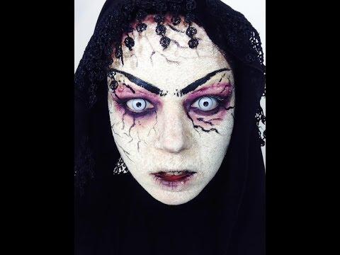 Trucco Per Strega Halloween.Makeup Halloween Regina Delle Streghe In Collaborazione Con Drezzy It