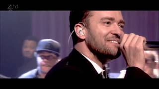 Justin Timberlake - Take Back The Night (Live on Alan Carr Chatty Man)