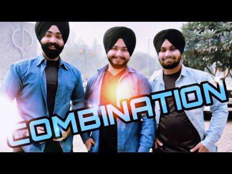 Combination   Bhangra   Amrit Mann   Sanjha Bhangra