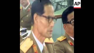 UPITN 3 8 79 MEETING OF ARMISTICE COMMISSION