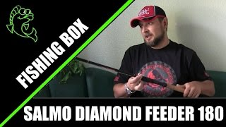 Фидер Salmo diamond (fishing box)