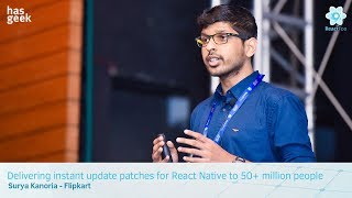 Delivering Instant Update Patches for React Native to 50+ million people