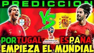 PREDICCION PORTUGAL vs ESPAÑA con Adrenalyn XL |  Empieza el Mundial Rusia 2018 | NO SOLO CROMOS