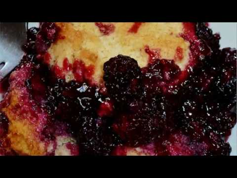 Recipe: Blackberry Cobbler II