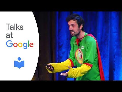 "Jamie McDonald: ""Adventureman: Anyone Can Be a Superhero"" | Talks at Google"