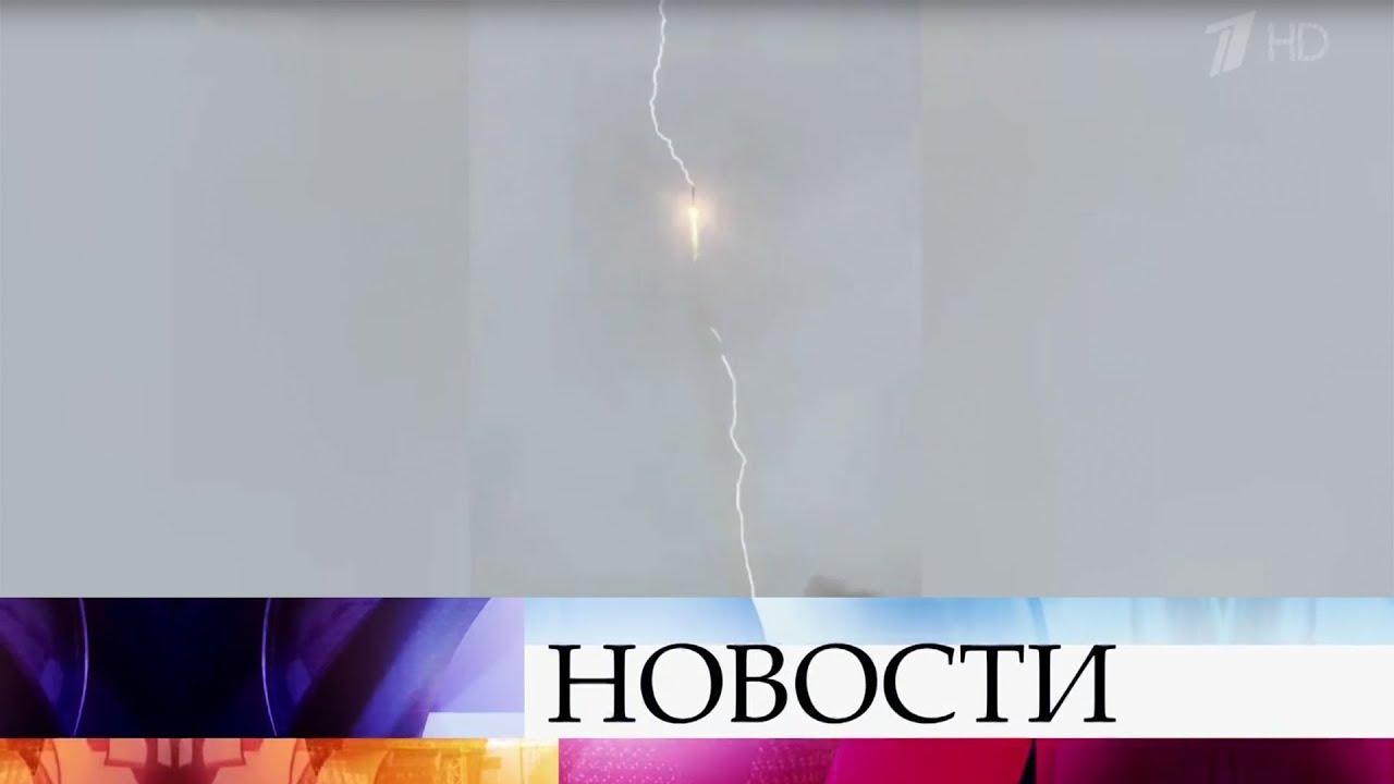 Вундервафле Илона Маска посвящается: Российским «Союзам» молнии не помеха