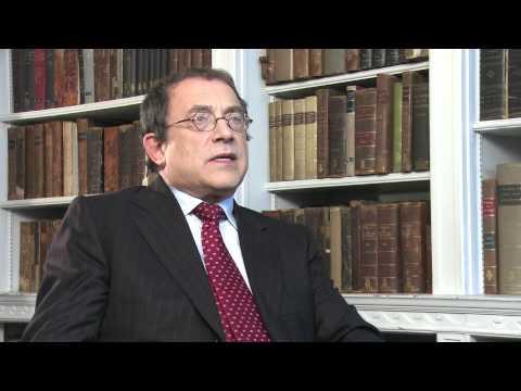 """Renato d'Andria """"Non penso che l'economia Italiana sia pericolosa""""."""