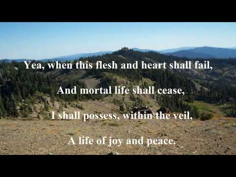 Amazing Grace Original First Five Verses With Lyrics