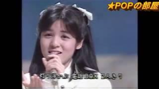 佐野量子 「4月のせいかもしれない」(1987) Ryoko Sano.