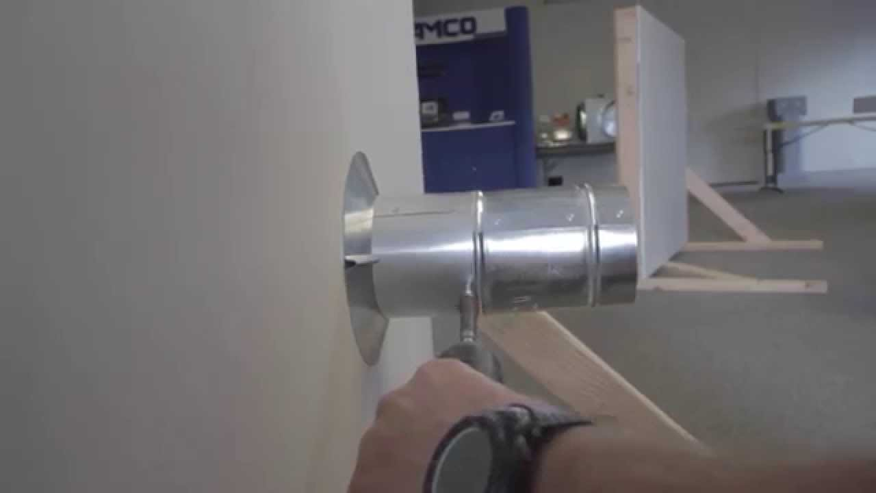 back draft damper installation how to install a damper fresh air manufacturing  [ 1280 x 720 Pixel ]