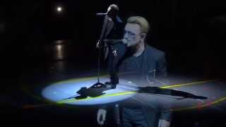 """U2 """"With Or Without You"""" #U2IETour (tEArVideo) [1080p by MekVox]"""