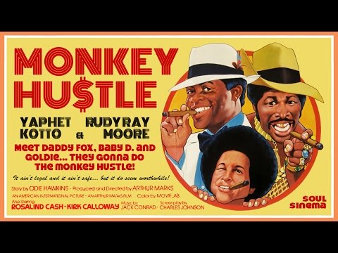 The Monkey Hustle (1976) Trailer - Color / 2:23 mins