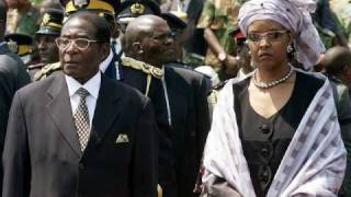 Lovemore Sibanda on Tour with Mugabe and Grace