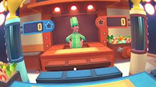 Fruit Ninja with Veggies! Samurai Chef for Daydream VR Hands-On Review