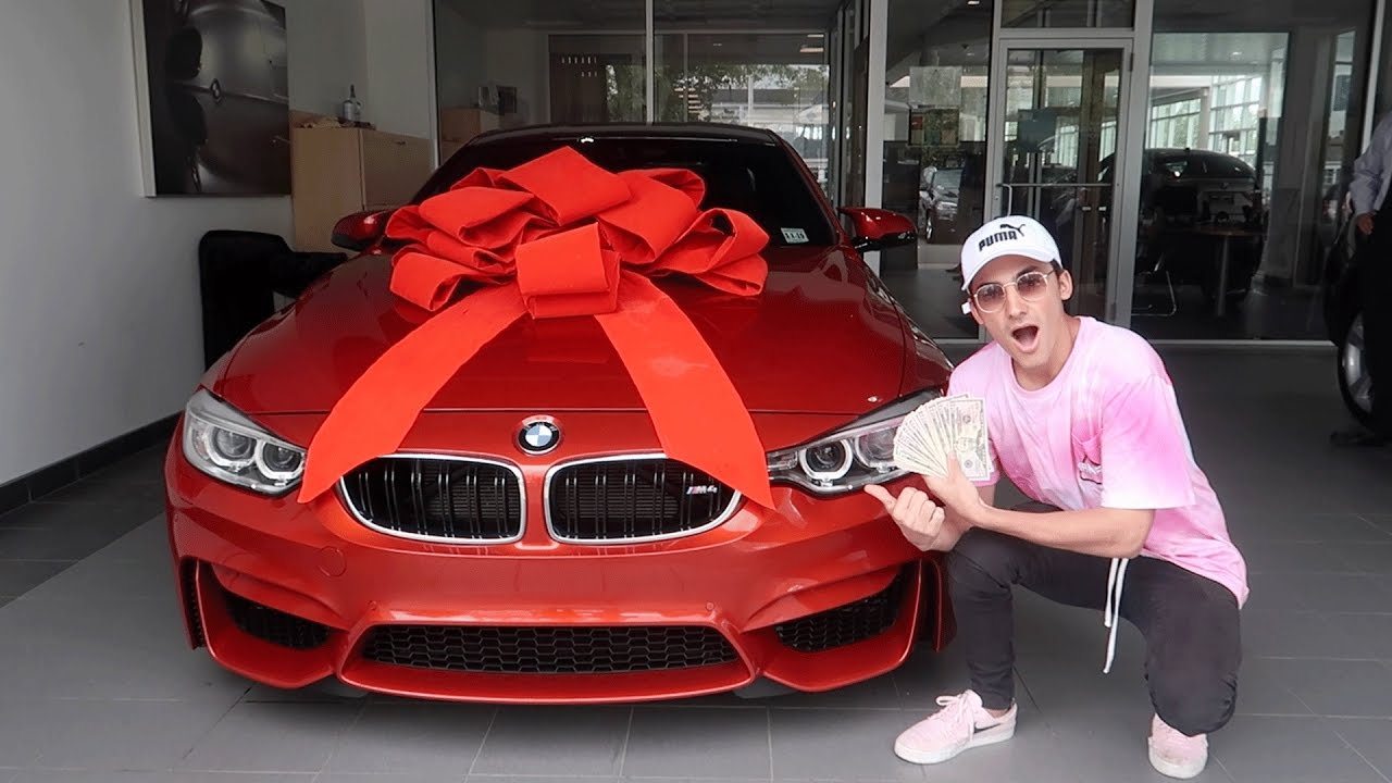 Bmw 3m Buying A 2017 Bmw M4 At 16 Years Old! (buying My Dream Car