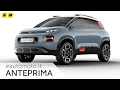 Citroen C-Aircross Concept, il SUV su base C3   Anteprima