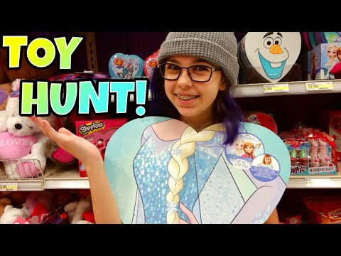 TARGET TOY SHOPPING HUNT | MLP, MH, EAH, SHOPKINS and MUCH MORE! | RADIOJH AUDREY