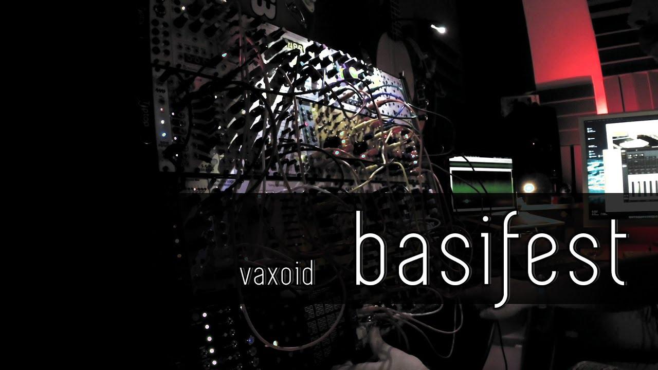 basifest live modular synth jam youtube. Black Bedroom Furniture Sets. Home Design Ideas